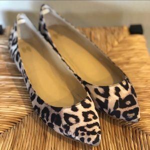 Victoria Secret Leopard Flats